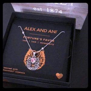 Alex and Ani Jewelry - Fortune's Favor Expandable Necklace
